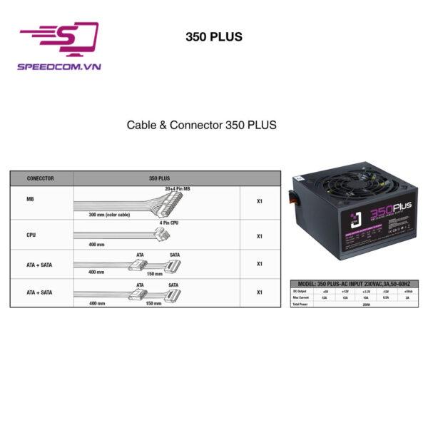 Nguồn Jetek S350 Plus