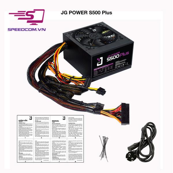 Nguồn Jetek S500plus Speedcom