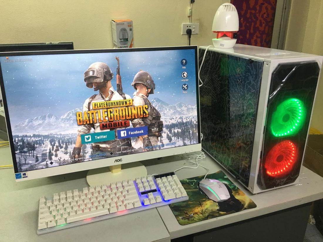 máy tính chơi game khủng giá rẻ