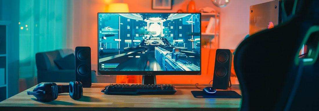 màn hình máy tính đẹp
