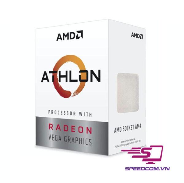 CPU AMD Ryzen Athlon 3000G (3.5Ghz4Mb cache)