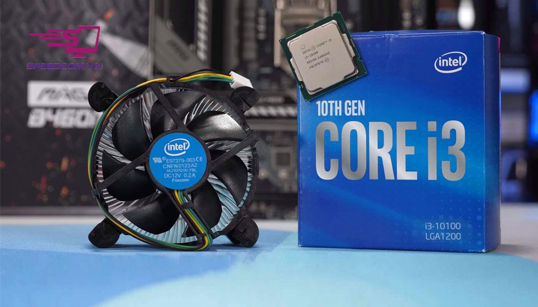 CPU Core i3 10100f