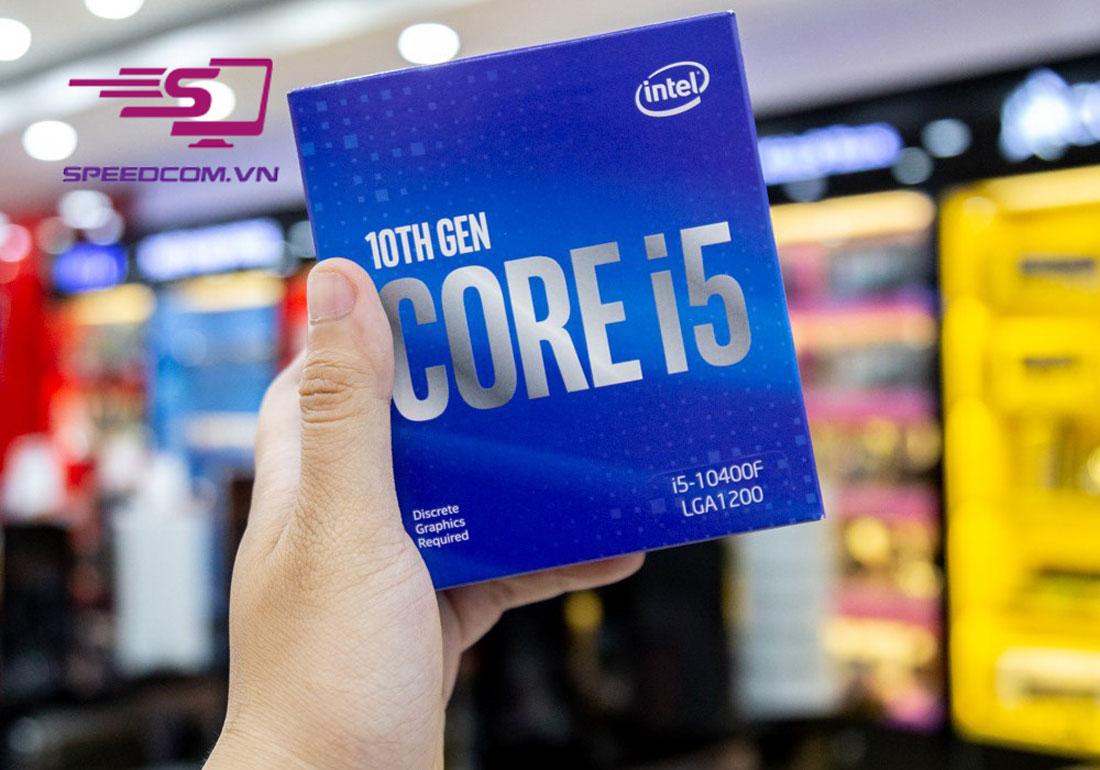 CPU Core Intel i5 10400f