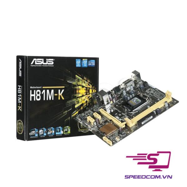 Mainboard ASUS H81M-K