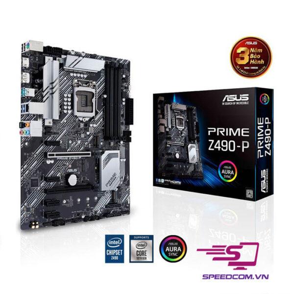 Mainboard ASUS PRIME Z490-P