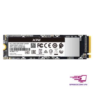 Ổ cứng SSD ADATA ASX8100NP 256GBỔ cứng SSD ADATA ASX8100NP 256GB