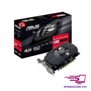 VGA ASUS Radeon RX 550 4GB GDDR5
