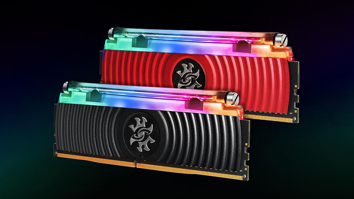 Ram ADATA XPG SPECTRIX D80 8GBx2 DDR4 3000MHz