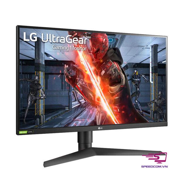 Bạn đang muốn tìm một chiếc màn hình cho hình ảnh sắc nét, màu sắc sống động, chuyển động hình ảnh mượt mà, phù hợp để chơi game? SPEEDCOM xin giới thiệu đến bạn màn hình LG 27GN750 viền siêu mỏng, giúp gia tăng trải nghiệm chơi game cho bạn.