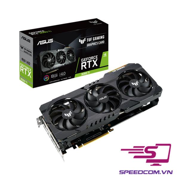 VGA ASUS TUF GeForce RTX 3060 Ti 8GB GAMING