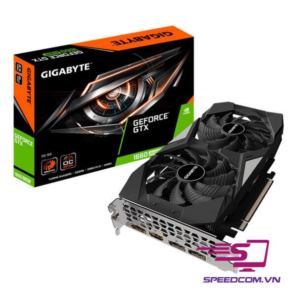 VGA GIGABYTE GeForce GTX 1660 SUPER OC 6G