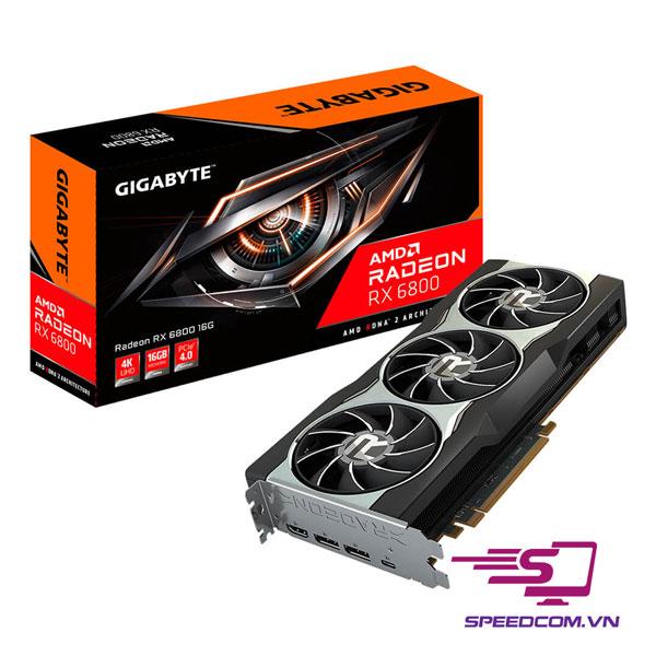 VGA Gigabyte AMD Radeon RX 6800 XT 16GB GDDR6