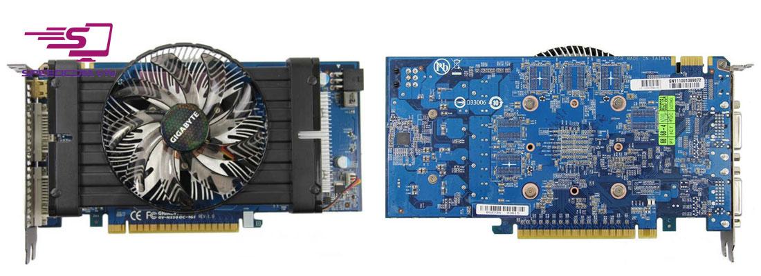 VGA Gigabyte GTX 550Ti