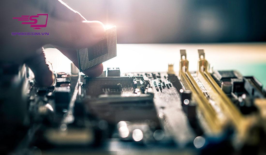 Mainboard hỗ trợ CPU thế hệ 9