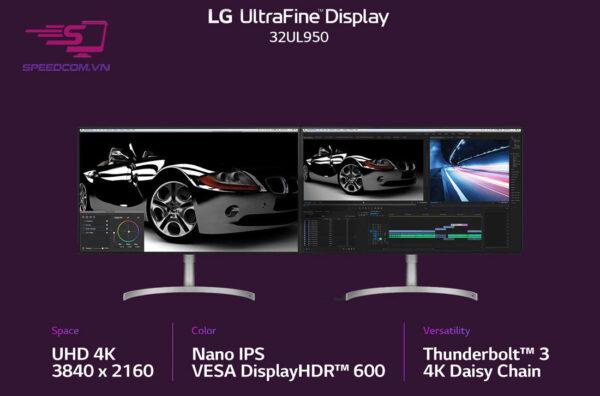 màn hình LG 32UL950