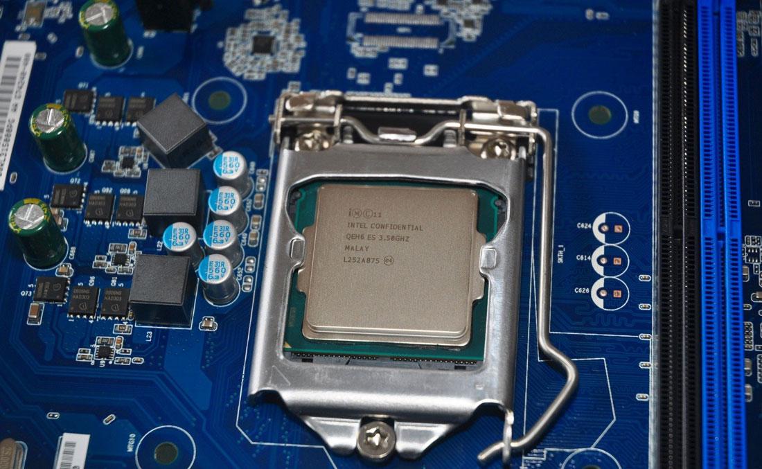 chip socket 1150