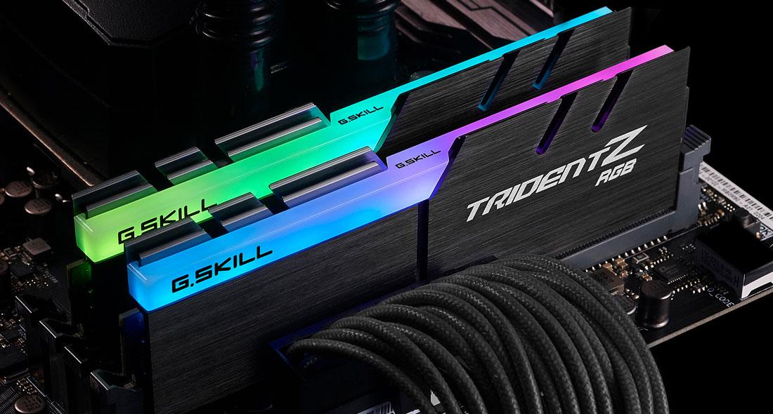 RAM máy tính G.Skill Trident Z RGB