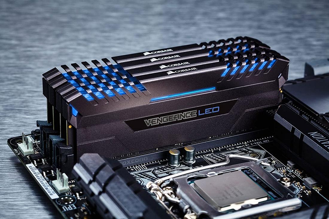 RAM Corsair Vengeance LED