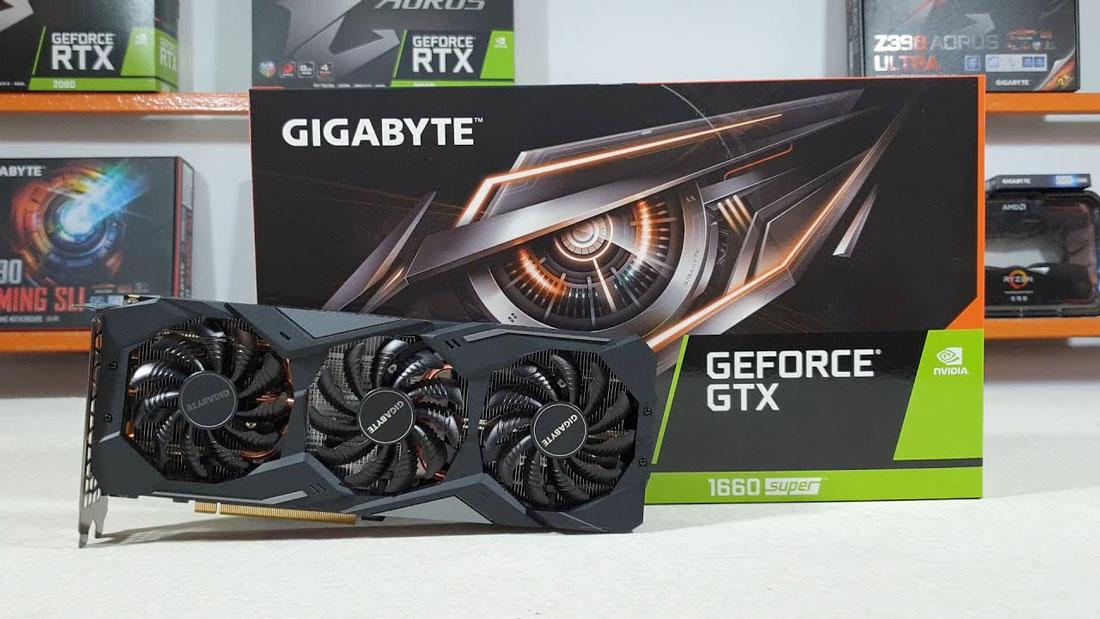 VGA GeFore GTX 1660 SUPER OC 6GB