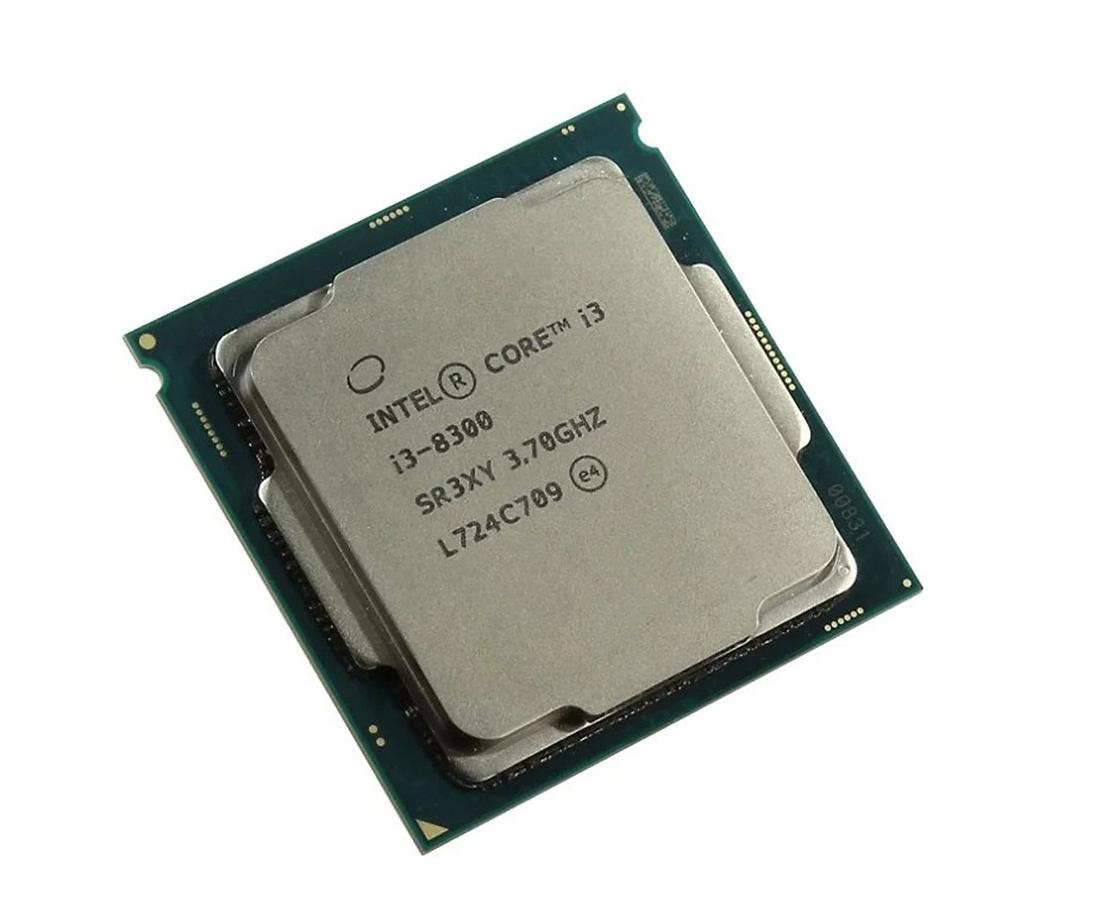 Core i3 8300