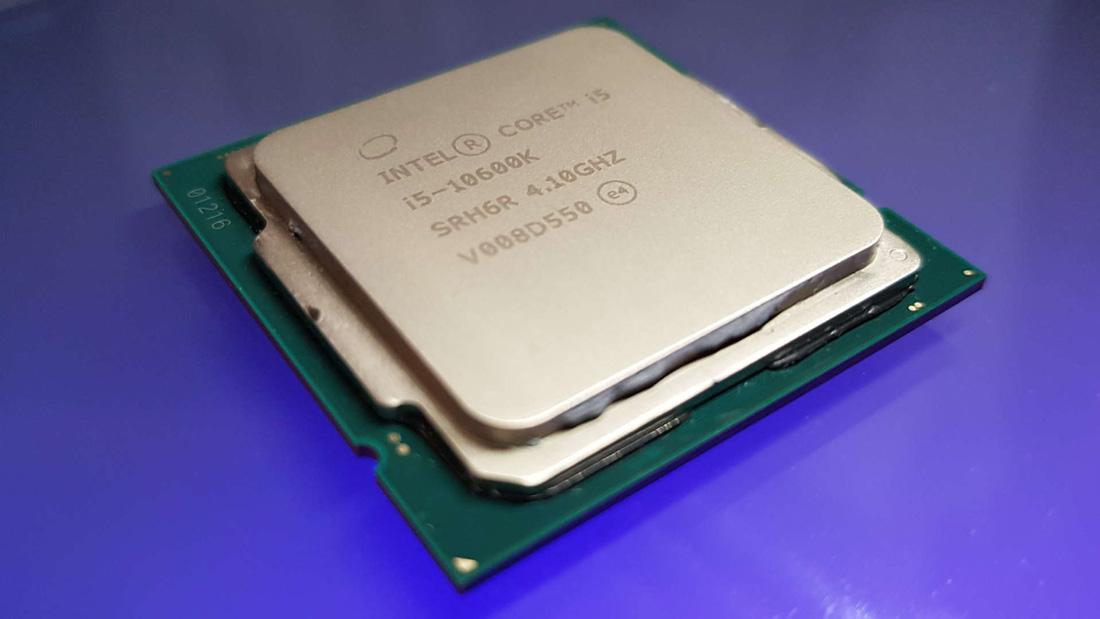 Core i5 10600K