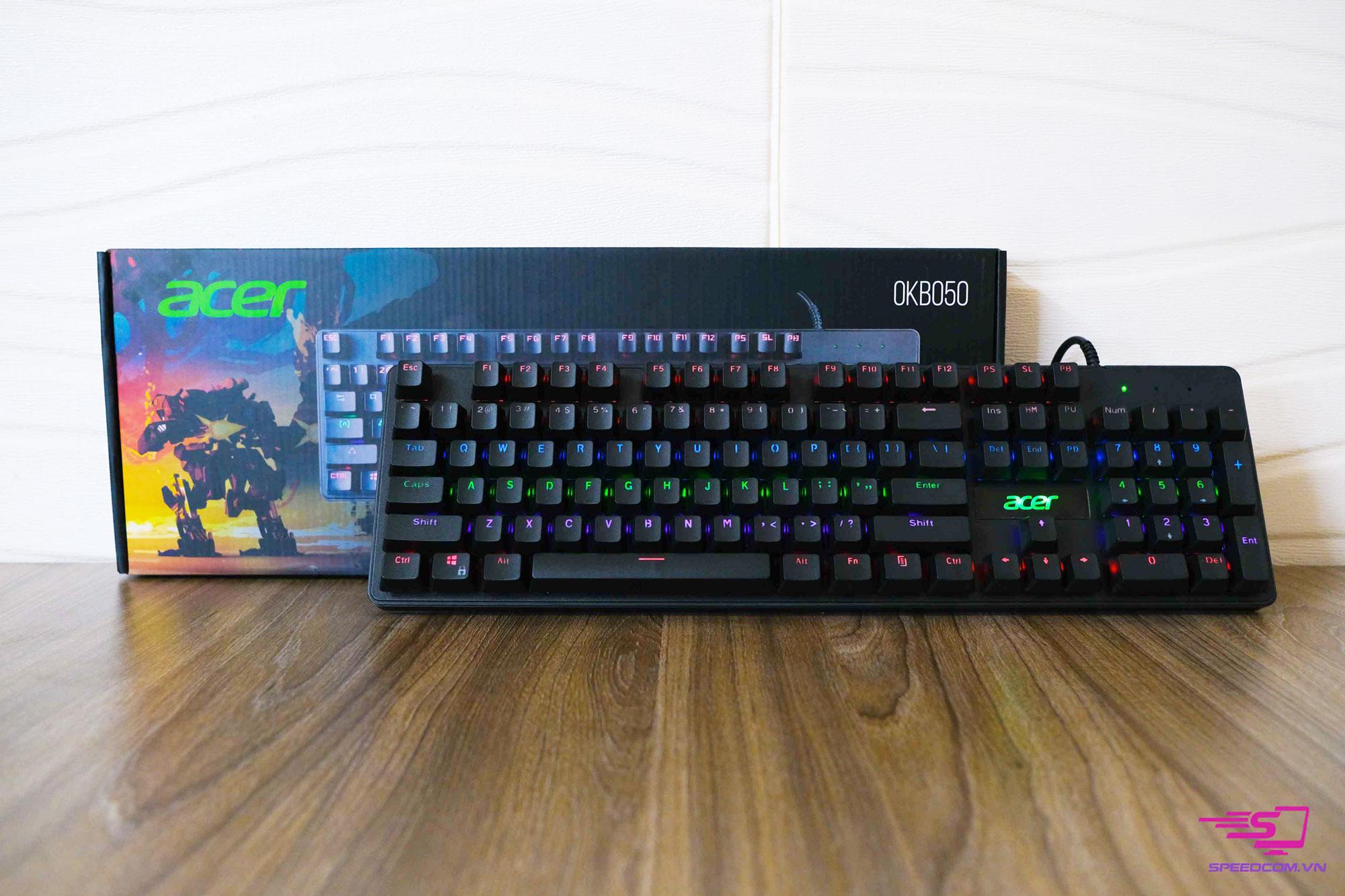 Bàn phím máy tính Acer OKB 050