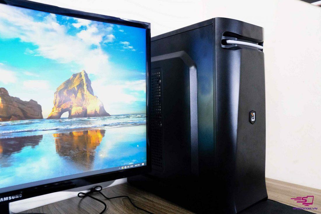 bộ máy tính văn phòng