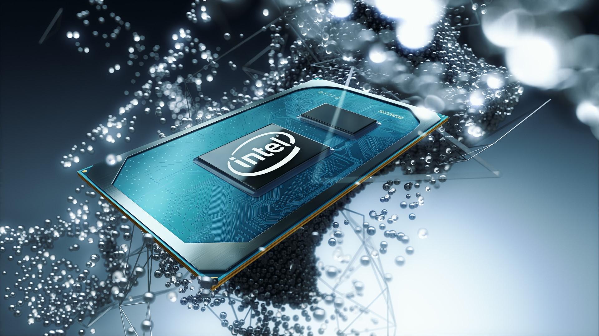 Chip intel thế hệ 11