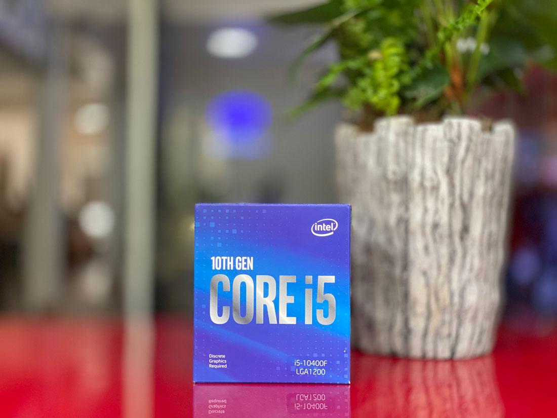 CPU Intel LGA 1200