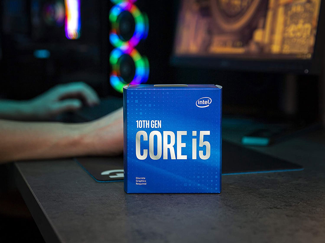 Core i5 10400F