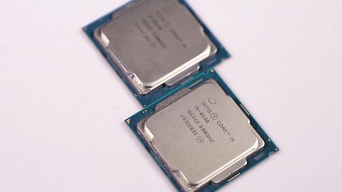 Core i5 8500