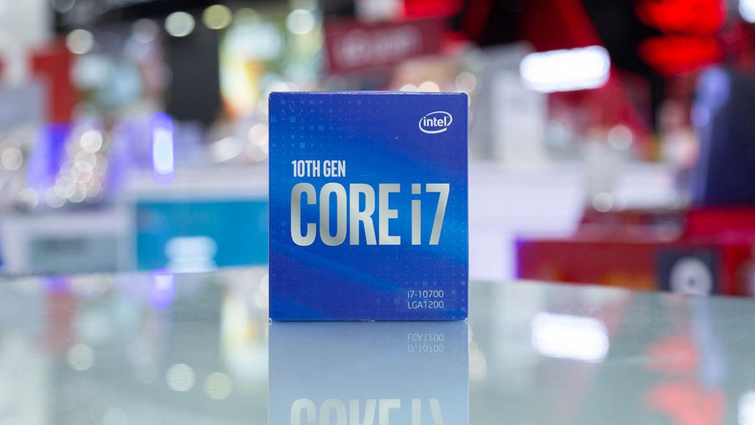 Core i7 10700