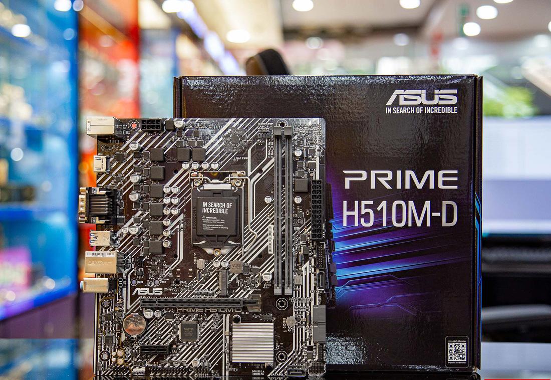 Mainboard ASUS Prime H510M