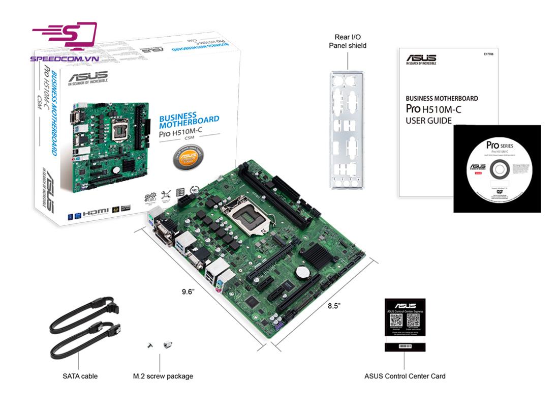 Mainboard ASUS Pro H510M-CT/CSM