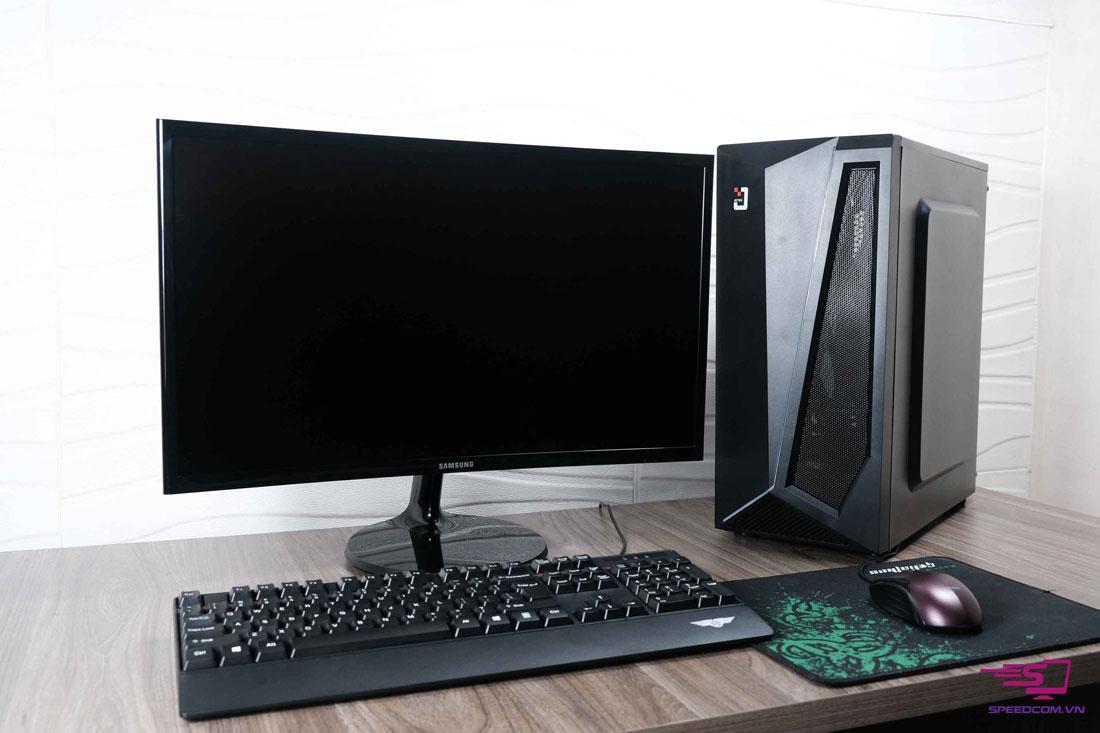 cấu hình máy tính để bàn cho văn phòng