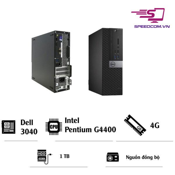 PC đồng bộ Dell Optiplex 3040- G4400- 4gb- 1TB