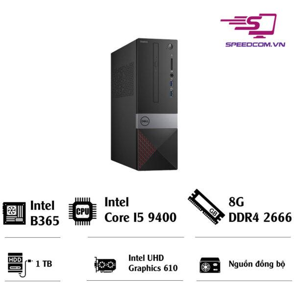 PC đồng bộ Dell Vostro 3671 42VT370053