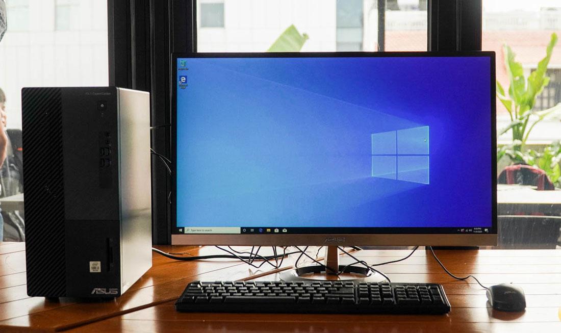 Chọn mua case PC văn phòng