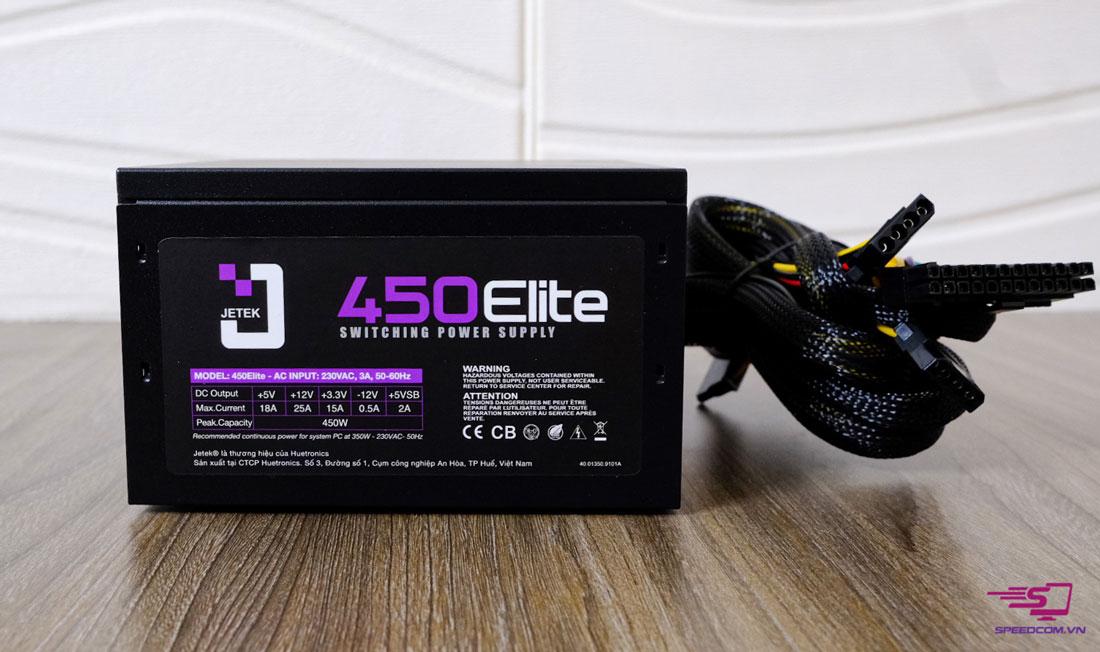 nguồn Jetek 450 Elite