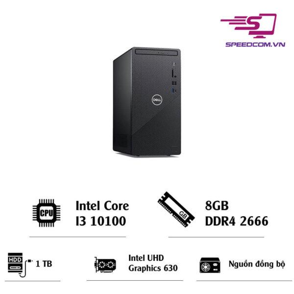 Máy tính Dell INS3881MT 0K2RY1