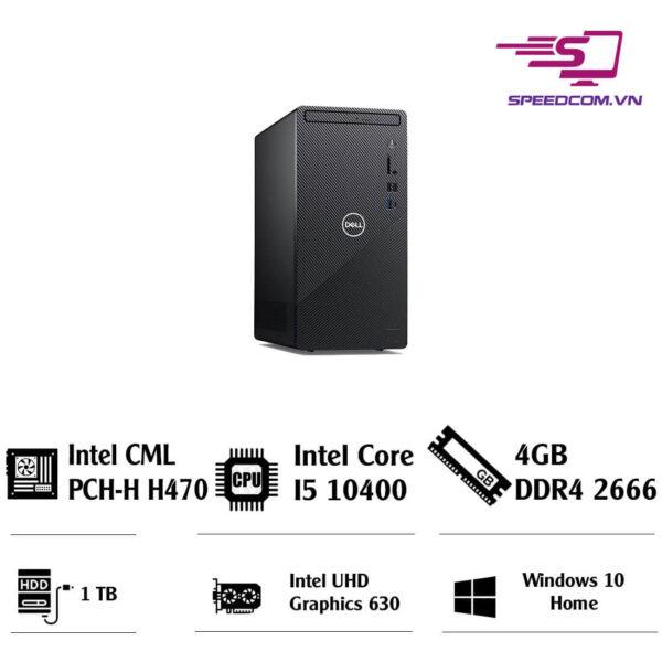 Máy tính Dell INS3881MT 42IN380002