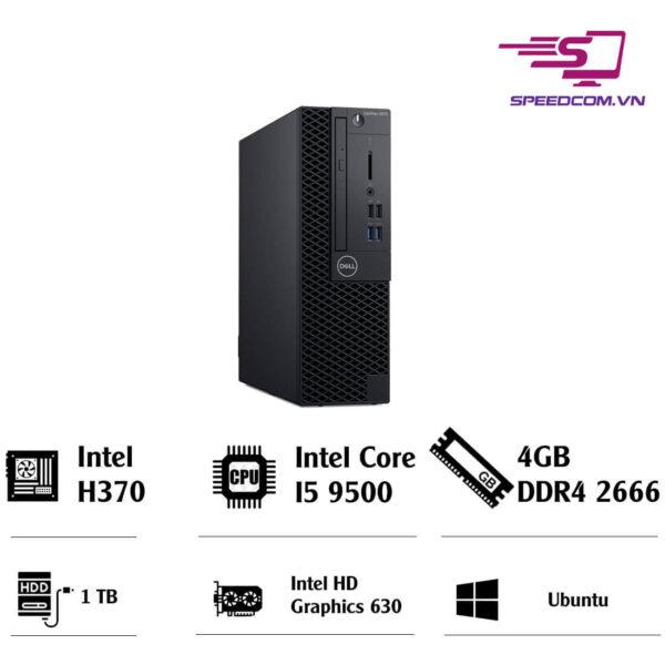 Máy tính Dell Optiplex 3070SFF-9500-1TBKHDD